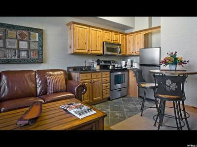Park City Condo For Sale: 2669 Canyons Resort Dr #405
