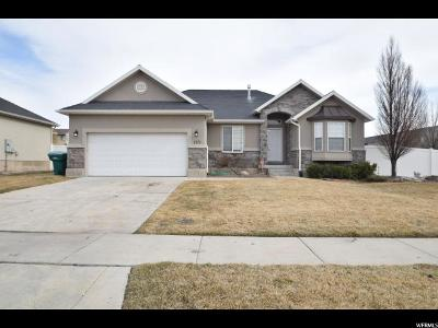 Lehi Single Family Home For Sale: 2272 N 2150 W