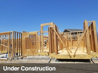 Provo Single Family Home For Sale: 2382 W 1160 N #LOT 8