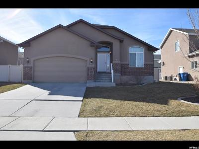 Saratoga Springs Single Family Home For Sale: 713 N Channing Ct