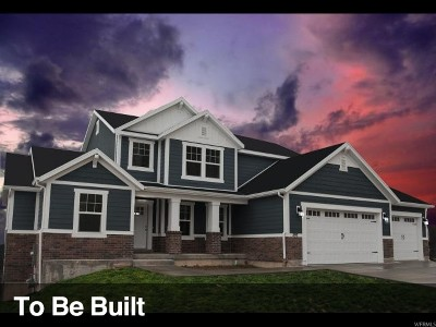 Salem Single Family Home For Sale: 318 W 1650 S #36