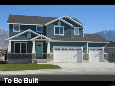 Salem Single Family Home For Sale: 303 N 1650 S #39