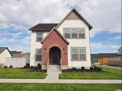 South Jordan Single Family Home For Sale: 5258 W Bowstring Way S