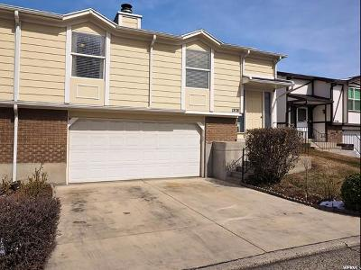 Taylorsville Townhouse For Sale: 1208 W Middlesex Rd
