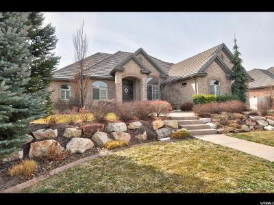 South Jordan Single Family Home For Sale: 1423 W King Benjamin Ct