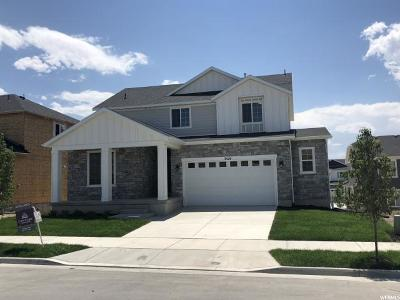 South Jordan Single Family Home For Sale: 3529 W Sojo Dr #128