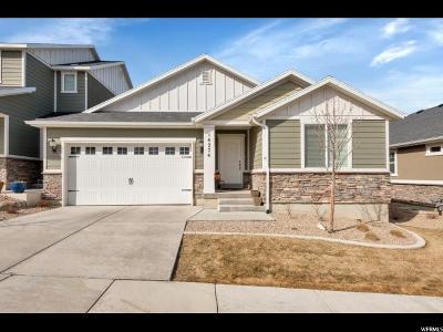 Draper Single Family Home For Sale: 14274 S Draper Hills Dr