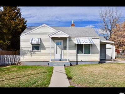 Provo Single Family Home For Sale: 1772 W Center St