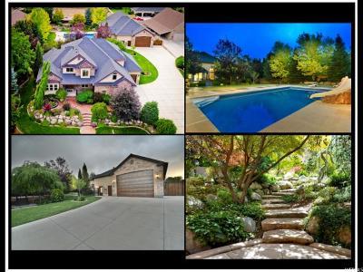 South Jordan Single Family Home For Sale: 11086 Sir Barton Ln S