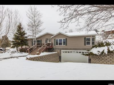 Herriman Single Family Home For Sale: 14876 S 7460 W