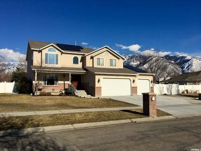 Draper Single Family Home For Sale: 11529 S Camden Park Ln E