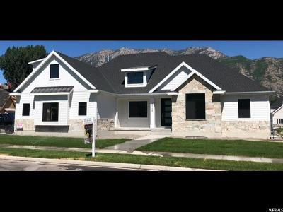 Provo Single Family Home For Sale: 3738 N 500 W