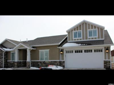 West Valley City Single Family Home For Sale: 7157 W Oromia Way S #10