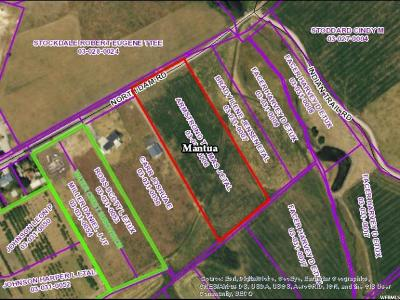 Mantua UT Residential Lots & Land For Sale: $225,000