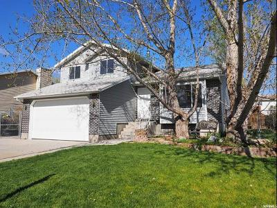 West Jordan Single Family Home For Sale: 6840 S Beargrass Rd