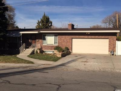 Salt Lake City Multi Family Home For Sale: 1235 E Elgin Ave