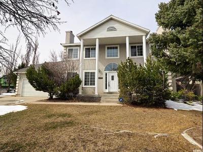 Sandy Single Family Home For Sale: 8842 S Sunridge Dr