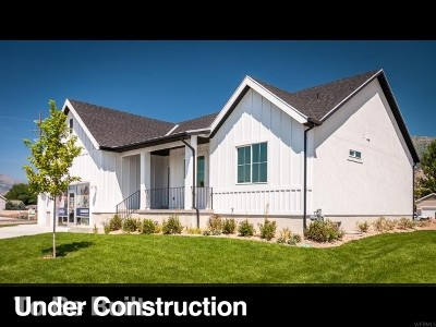 Provo UT Single Family Home For Sale: $388,495