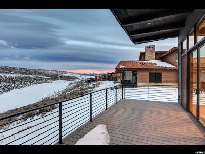 Park City Single Family Home For Sale: 6552 Golden Bear Loop West