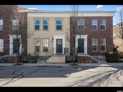 Murray Townhouse For Sale: 239 W Speyside Way