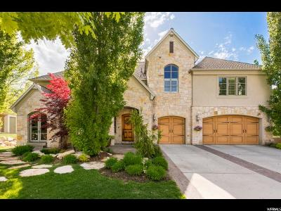 Cottonwood Heights Single Family Home For Sale: 6638 S Juliet Way