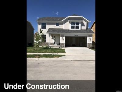 Herriman Single Family Home For Sale: 13242 S Upper Wood Ln #15