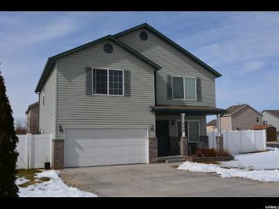 Spanish Fork Single Family Home For Sale: 308 S Spanish Fields Dr