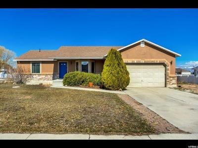 West Jordan Single Family Home For Sale: 4418 W 8790 S