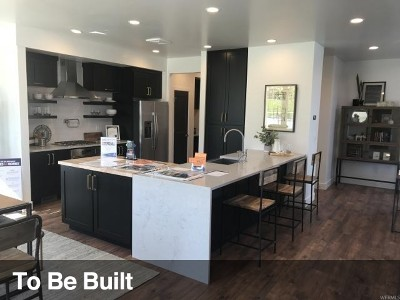 South Jordan Single Family Home For Sale: 11459 S Abbey Mill Dr W #259