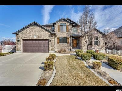 Riverton Single Family Home For Sale: 11813 S Swensen Farm Dr