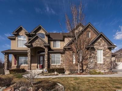 Draper Single Family Home For Sale: 1779 E Somerlin Dr S