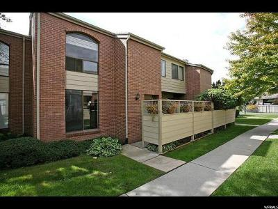 Provo Townhouse For Sale: 126 W Candlewood Pl