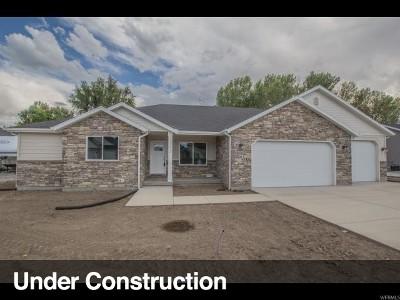 Salem Single Family Home For Sale: 276 N 710 E