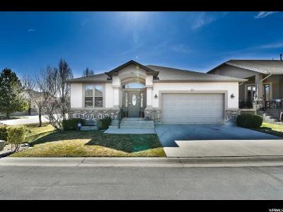 South Jordan Single Family Home For Sale: 1575 W Moonstone St S