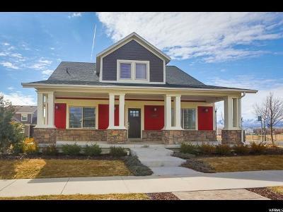 South Jordan Single Family Home For Sale: 4497 W Pale Moon Ln