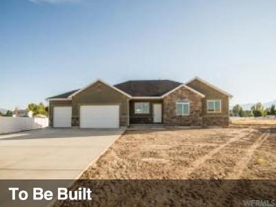 Grantsville Single Family Home For Sale: 359 S Ranch Rd E #244