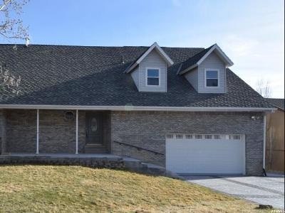 Orem Single Family Home For Sale: 596 E Meadowlark Rd