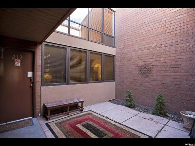 Park City Condo For Sale: 1657 Captain Molly Dr #213