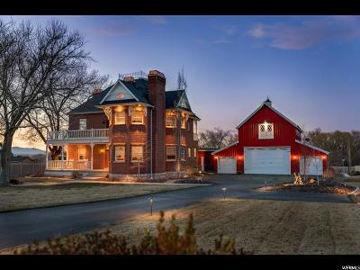 Draper Single Family Home For Sale: 845 E 13800 S