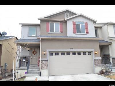 Lehi Townhouse For Sale: 2503 W Cyprus N