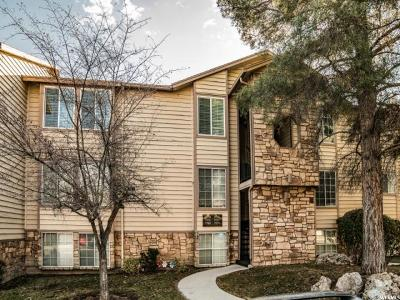 Midvale Condo For Sale: 7777 S Briarsprings Dr E