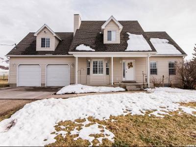 Avon Single Family Home For Sale: 1030 E Canyon Rd S