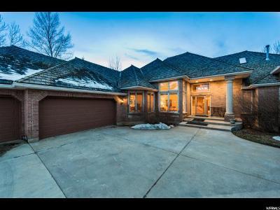 Park City Single Family Home For Sale: 2818 Sackett Dr