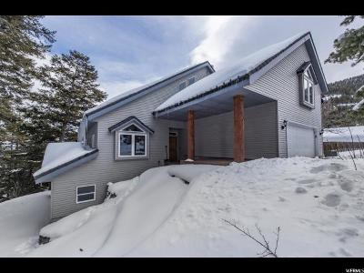 Park City Single Family Home For Sale: 105 Paradise Rd