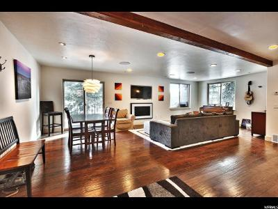 Park City Single Family Home For Sale: 500 Crestview Dr
