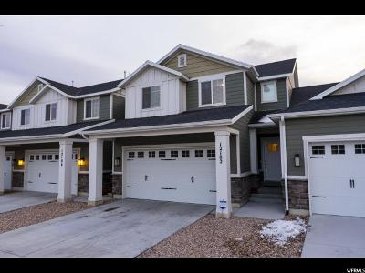 Draper Townhouse For Sale: 12182 S Pixie Dr W #111