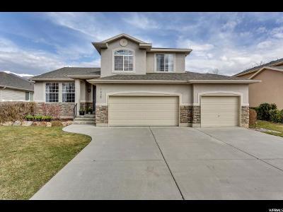 Kaysville Single Family Home For Sale: 1425 S Via La Costa Way