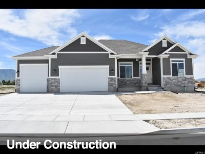 Stansbury Park Single Family Home For Sale: 254 E Coventry Way