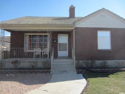 Salt Lake City Single Family Home For Sale: 562 N 1000 W