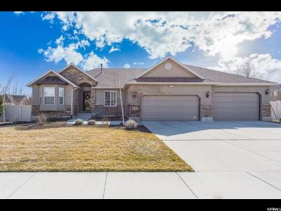 Lehi Single Family Home For Sale: 449 W 3375 N